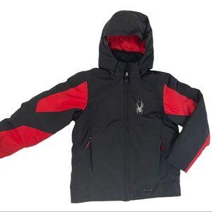 Spyder Boys 12 Winter Ski Jacket Coat